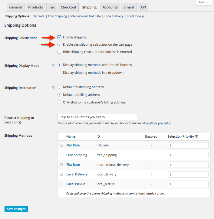 WooCommerce_Settings_Enable_Shipping