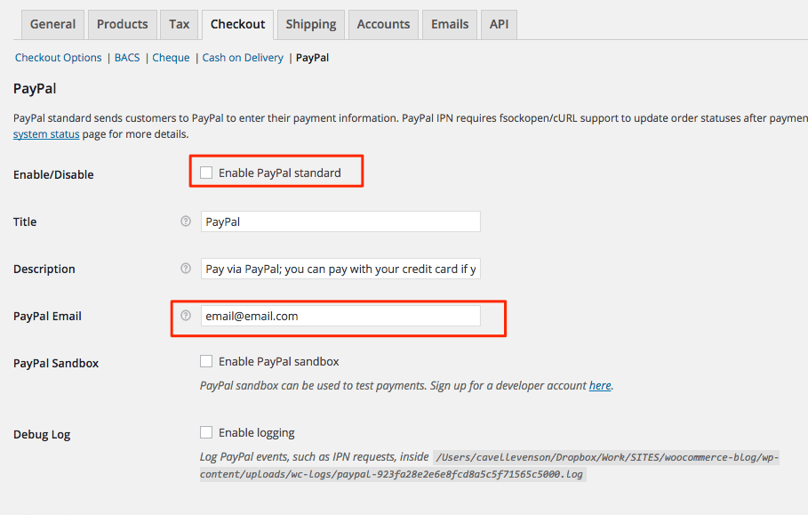 WooCommerce_Settings_paypal
