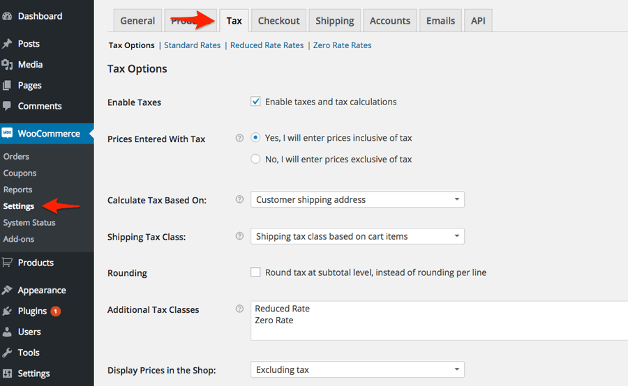 WooCommerce_Settings_tax