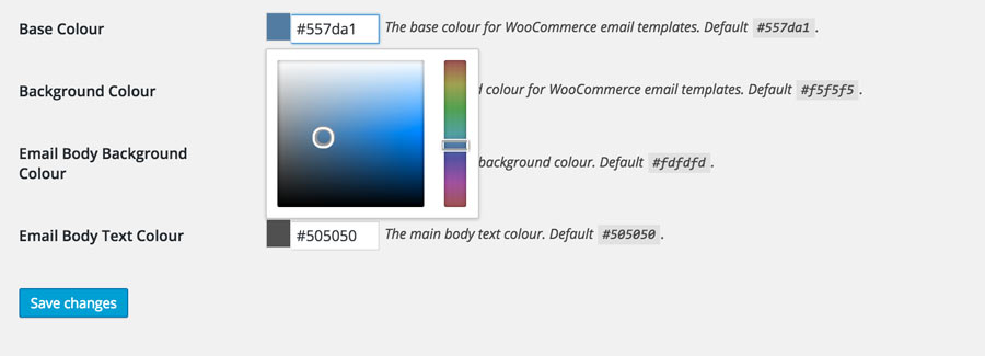 WooCommerce_Settings_Email_colours