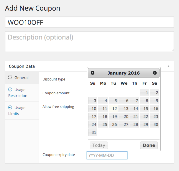 create your own coupon