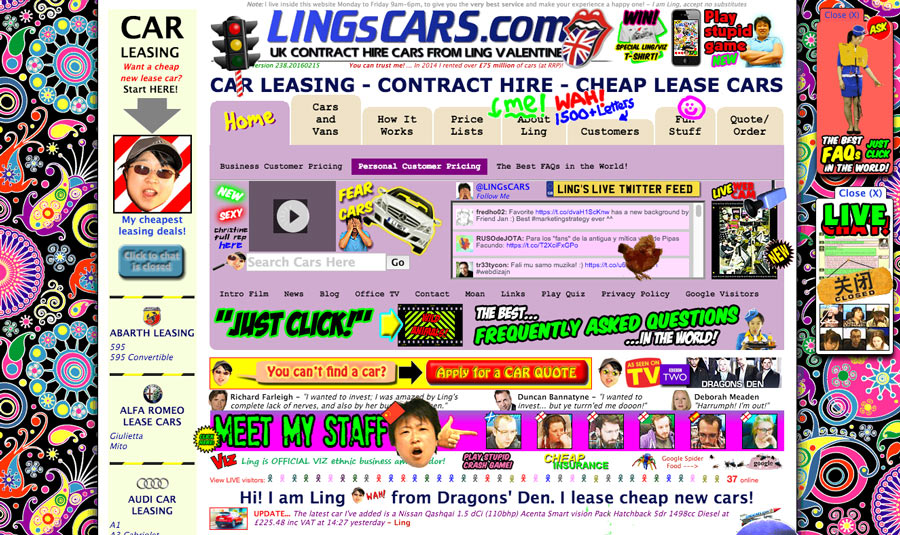 Lings-cars